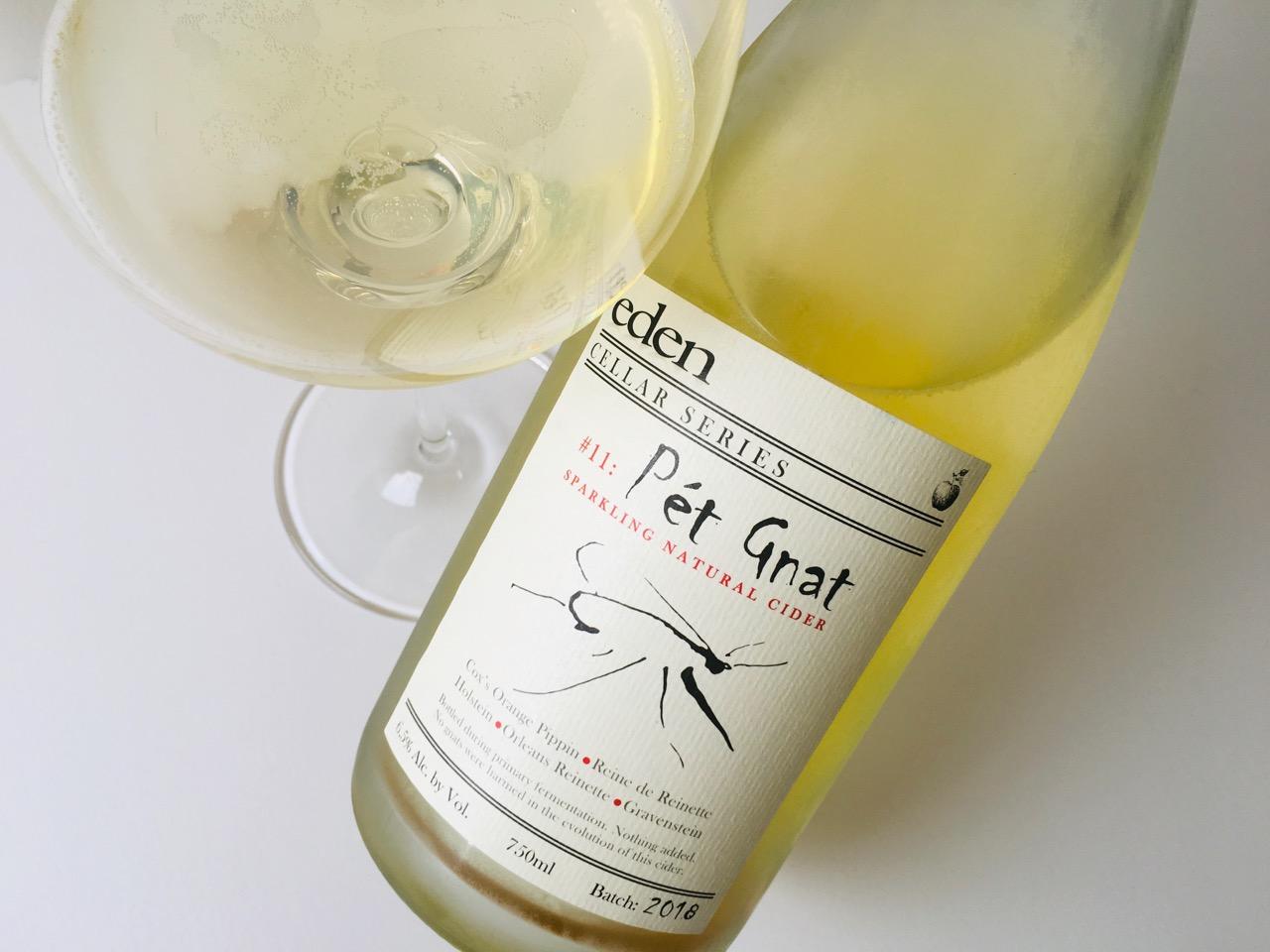 Eden Pét Gnat Sparkling Natural Cider