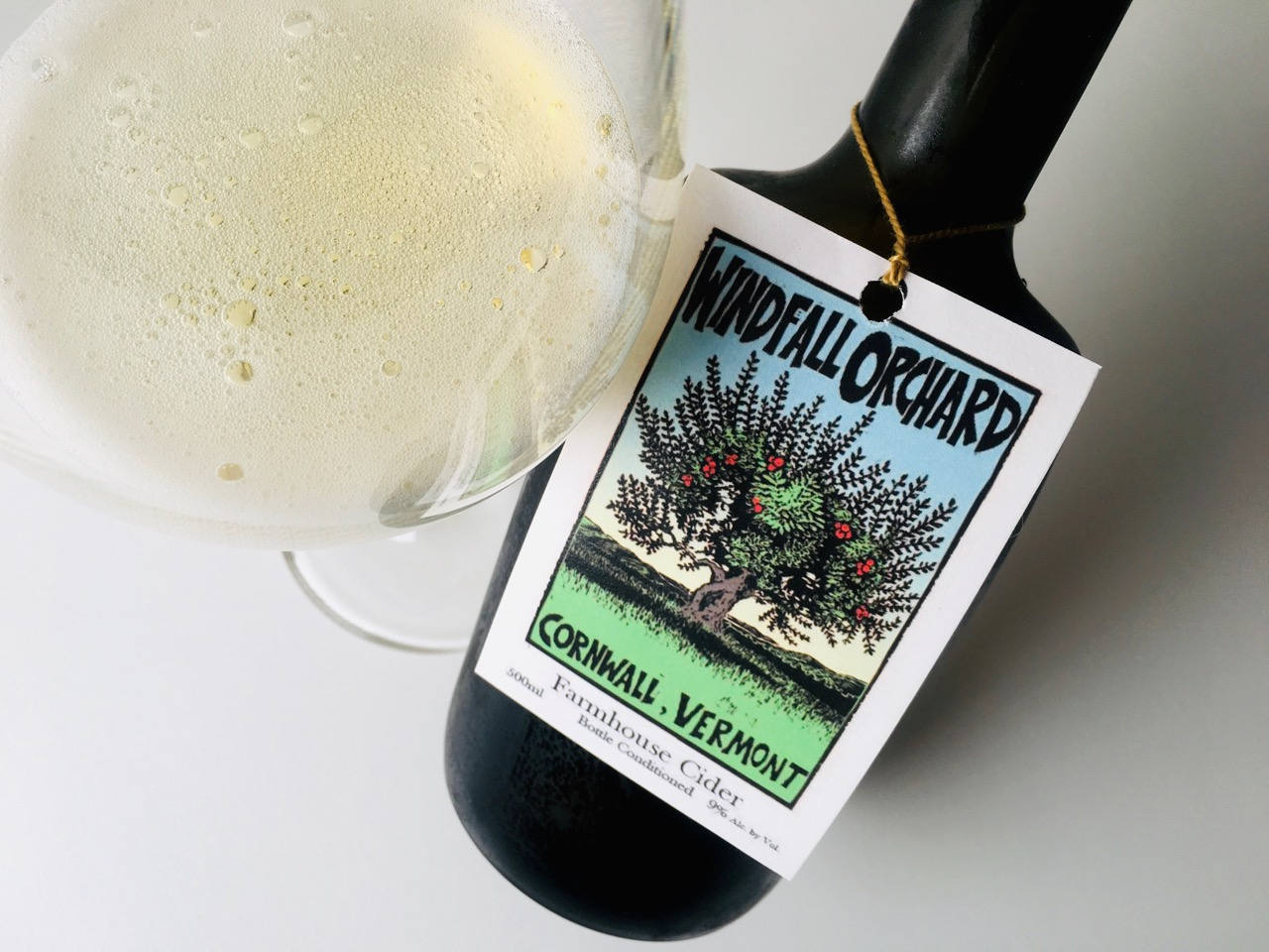Windfall Orchard Farmhouse Cider