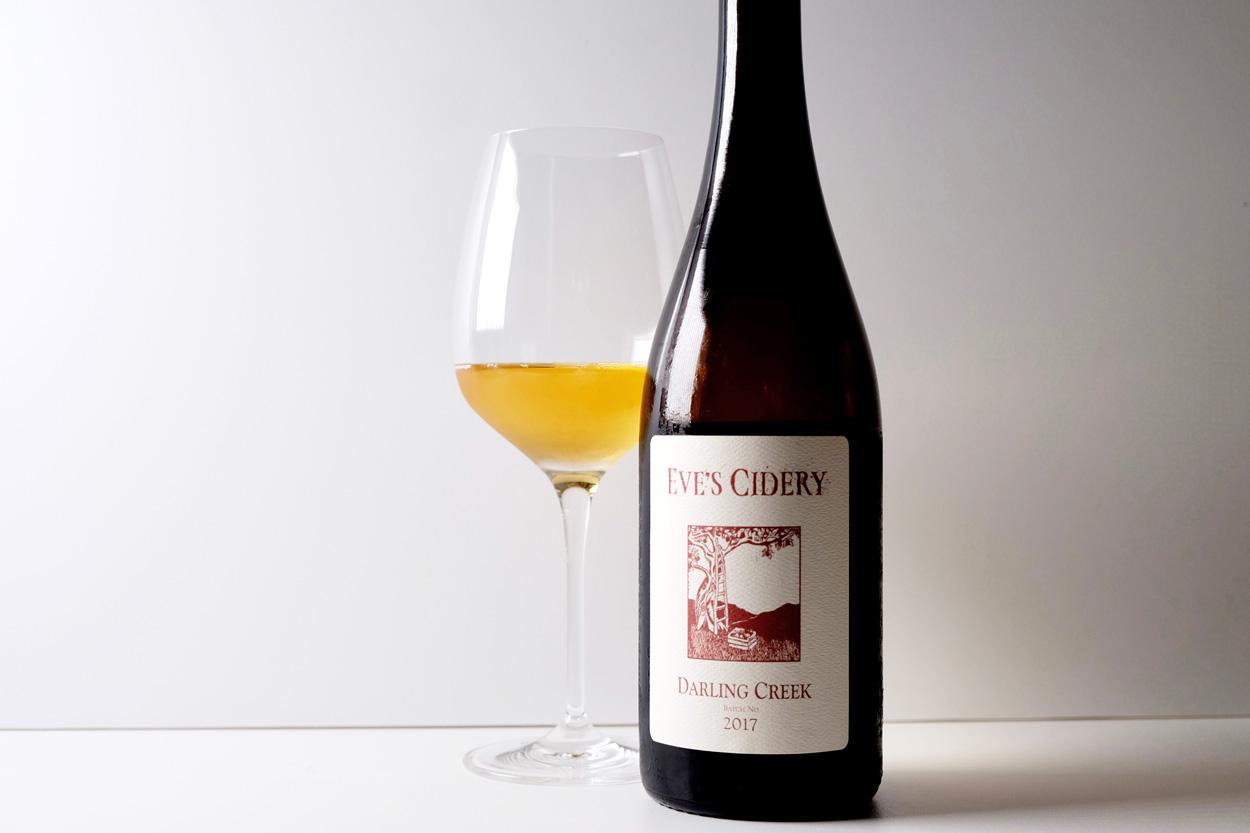 2017 Eve's Cidery Darling Creek Cider