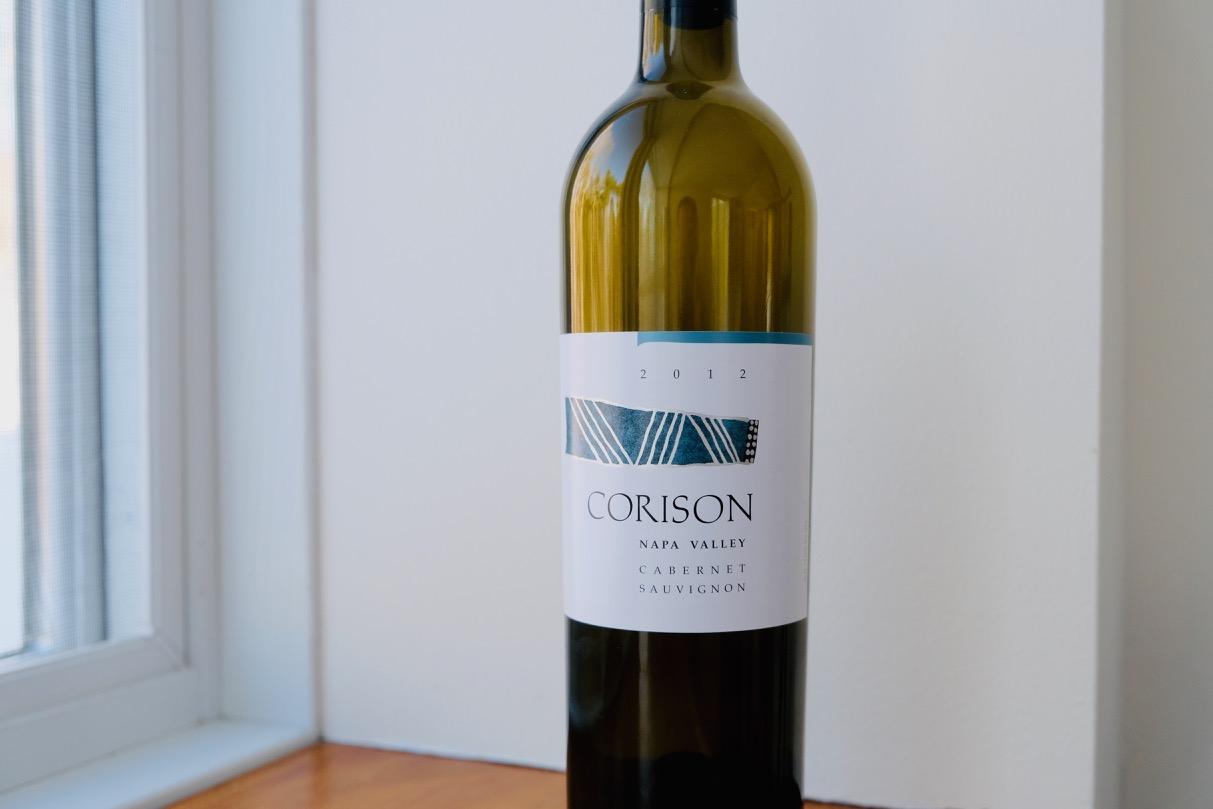 2012 Corison Cabernet Sauvignon Napa Valley