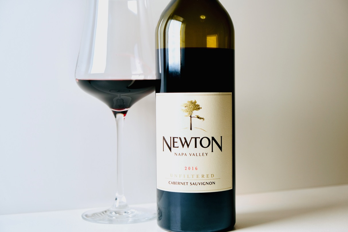2016 Newton Unfiltered Cabernet Sauvignon Napa Valley