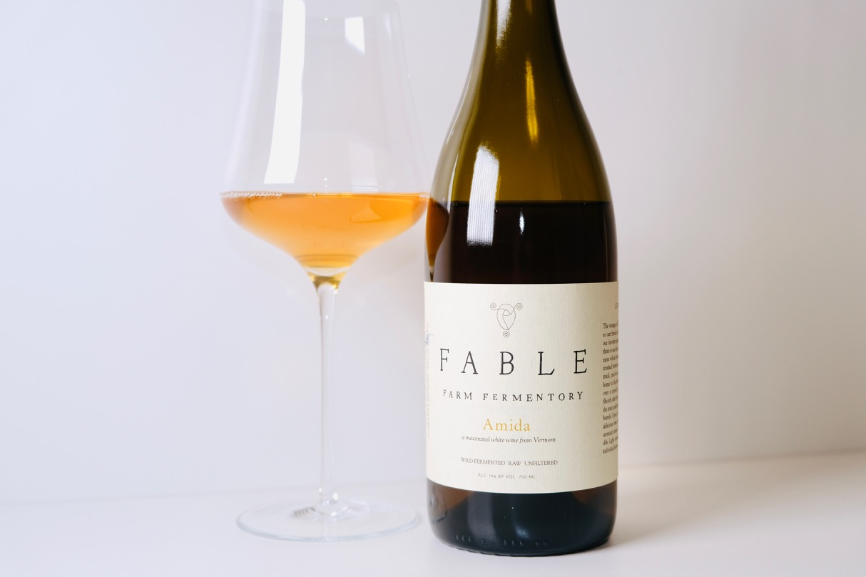 2016 Fable Farm Fermentory La Crescent Amida Vermont