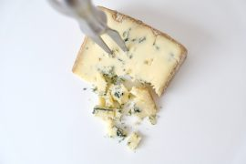 Boucher Blue Green Mountain Blue Cheese