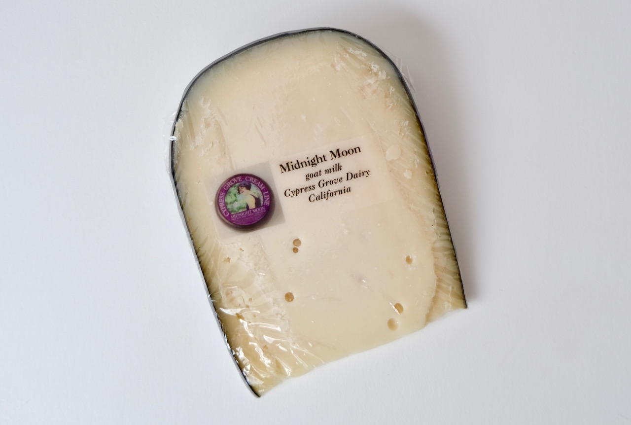 Cypress Grove Midnight Moon Goat Gouda