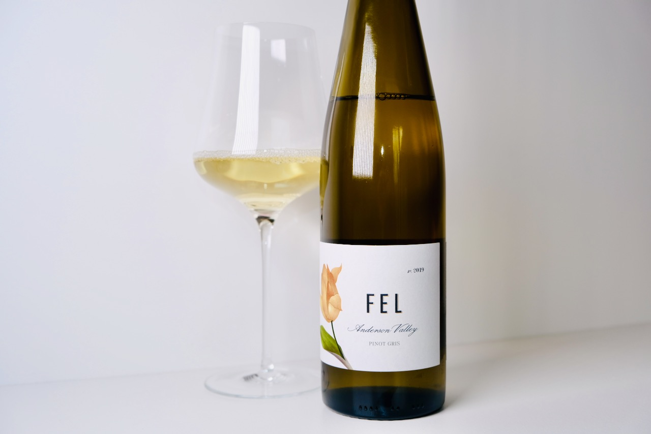 2019 FEL Pinot Gris Anderson Valley