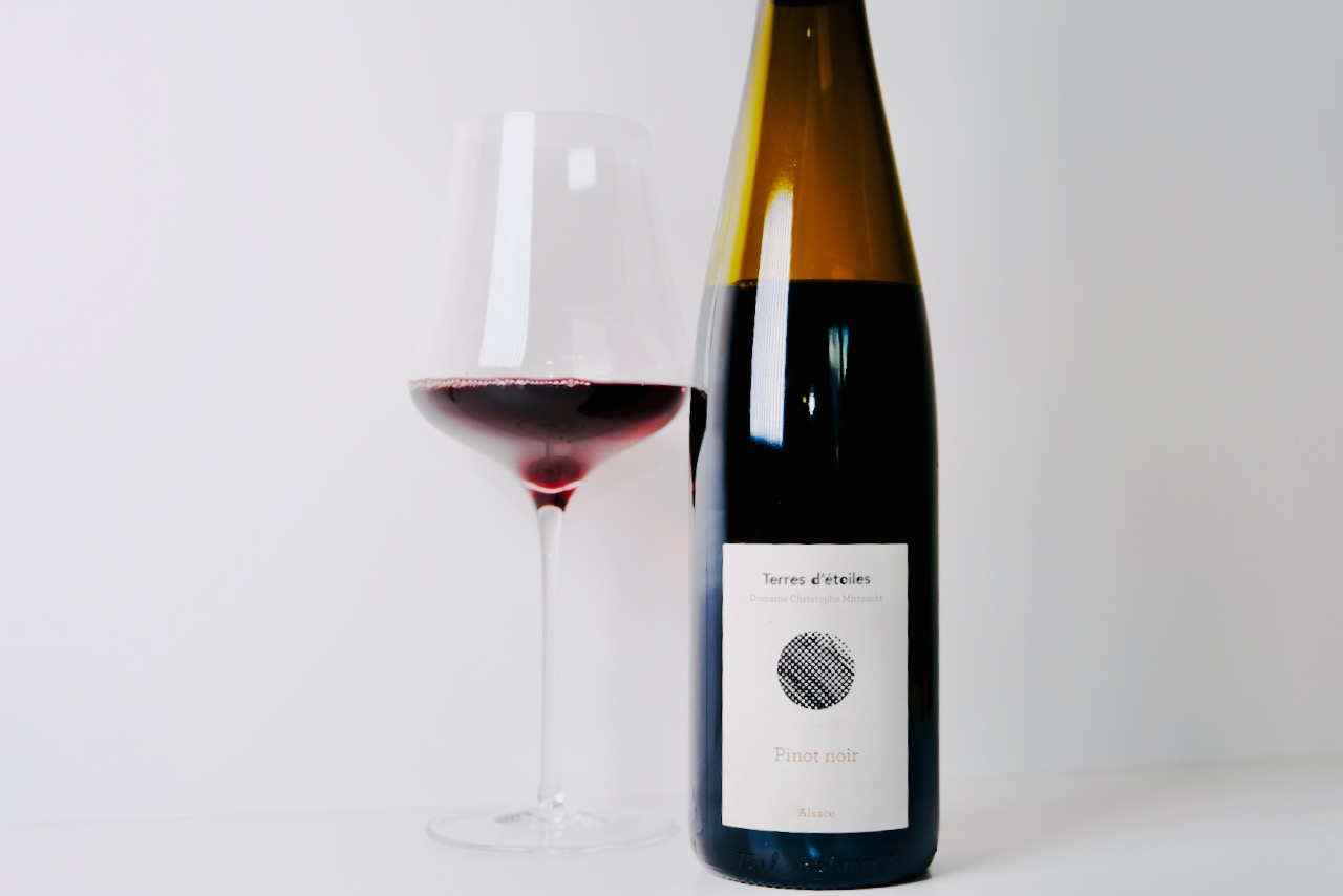 2017 Mittnacht Frères Pinot Noir Terres d'Étoiles Alsace