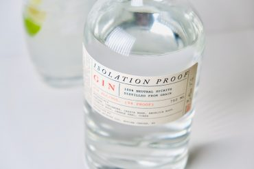 Isolation Proof Gin from Bovina Spirits