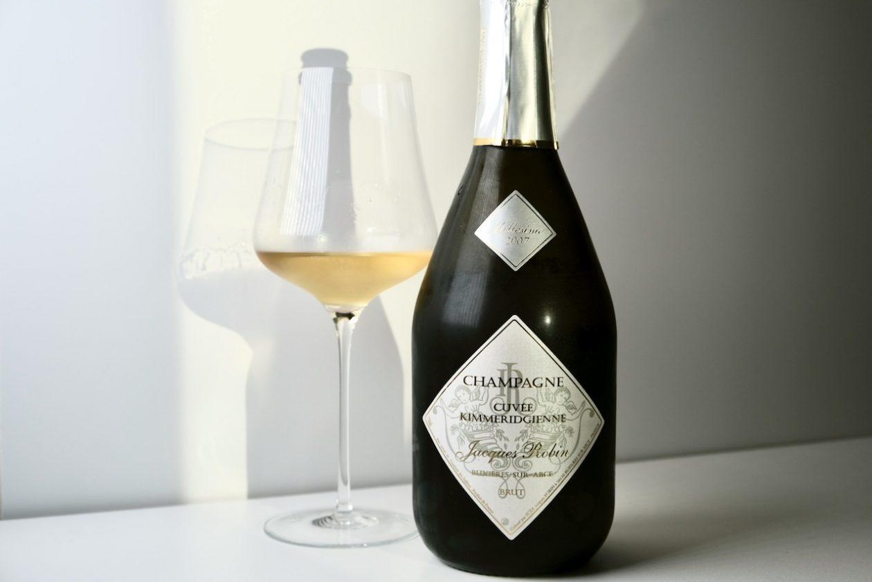 2007 Jacques Robin Cuvée Kimmeridgienne Brut Champagne