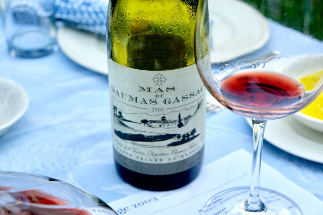 2003 Mas de Daumas Gassac Vin de Pays de l'Hérault
