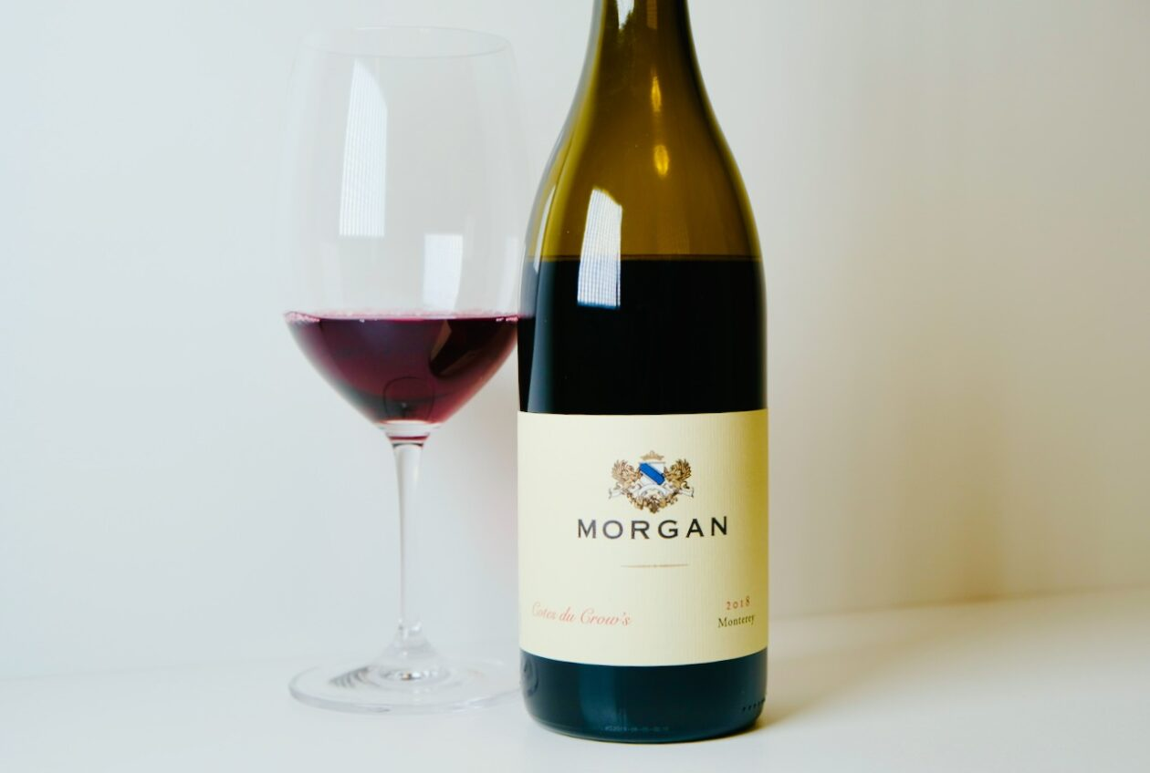 2018 Morgan Red Blend Côtes du Crow's Monterey