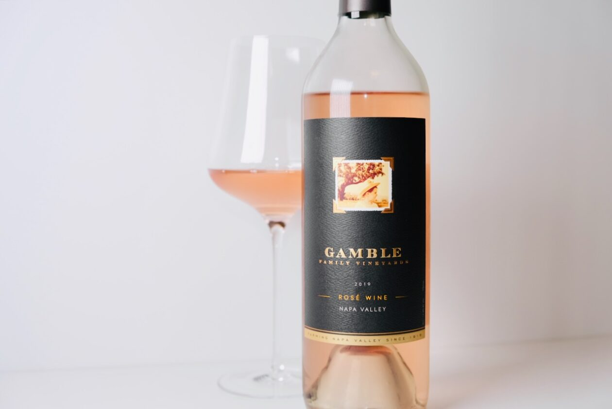 2019 Gamble Family Vineyards Rosé Napa Valley