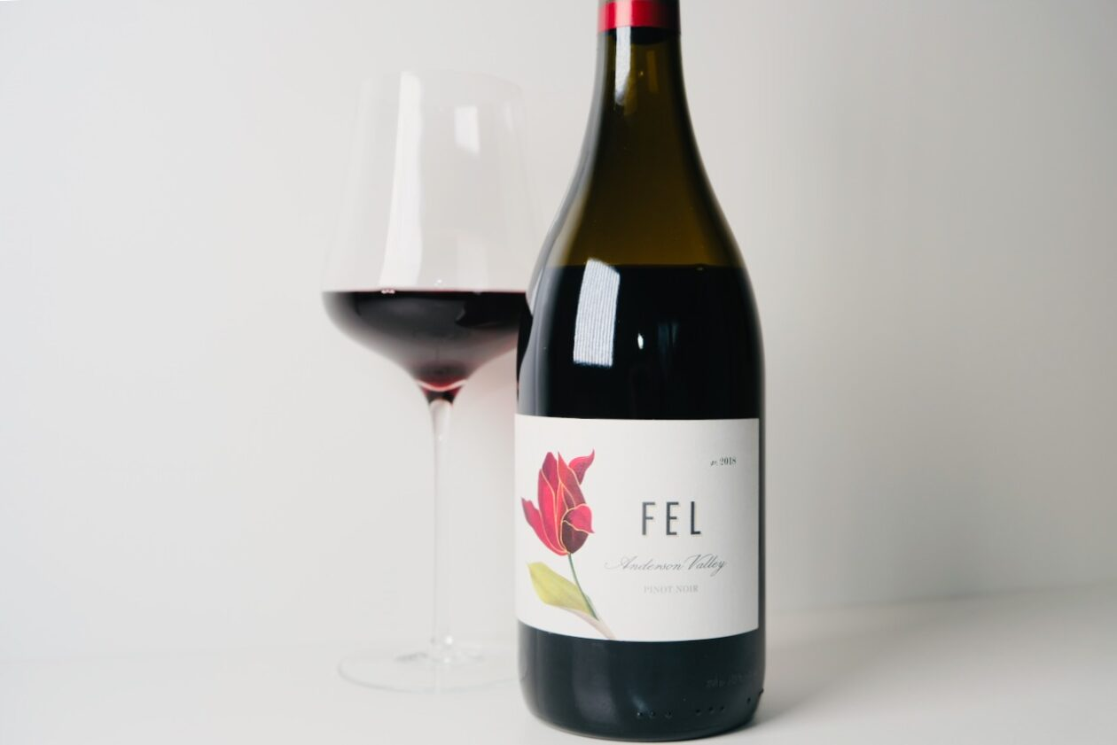 2018 FEL Pinot Noir Anderson Valley
