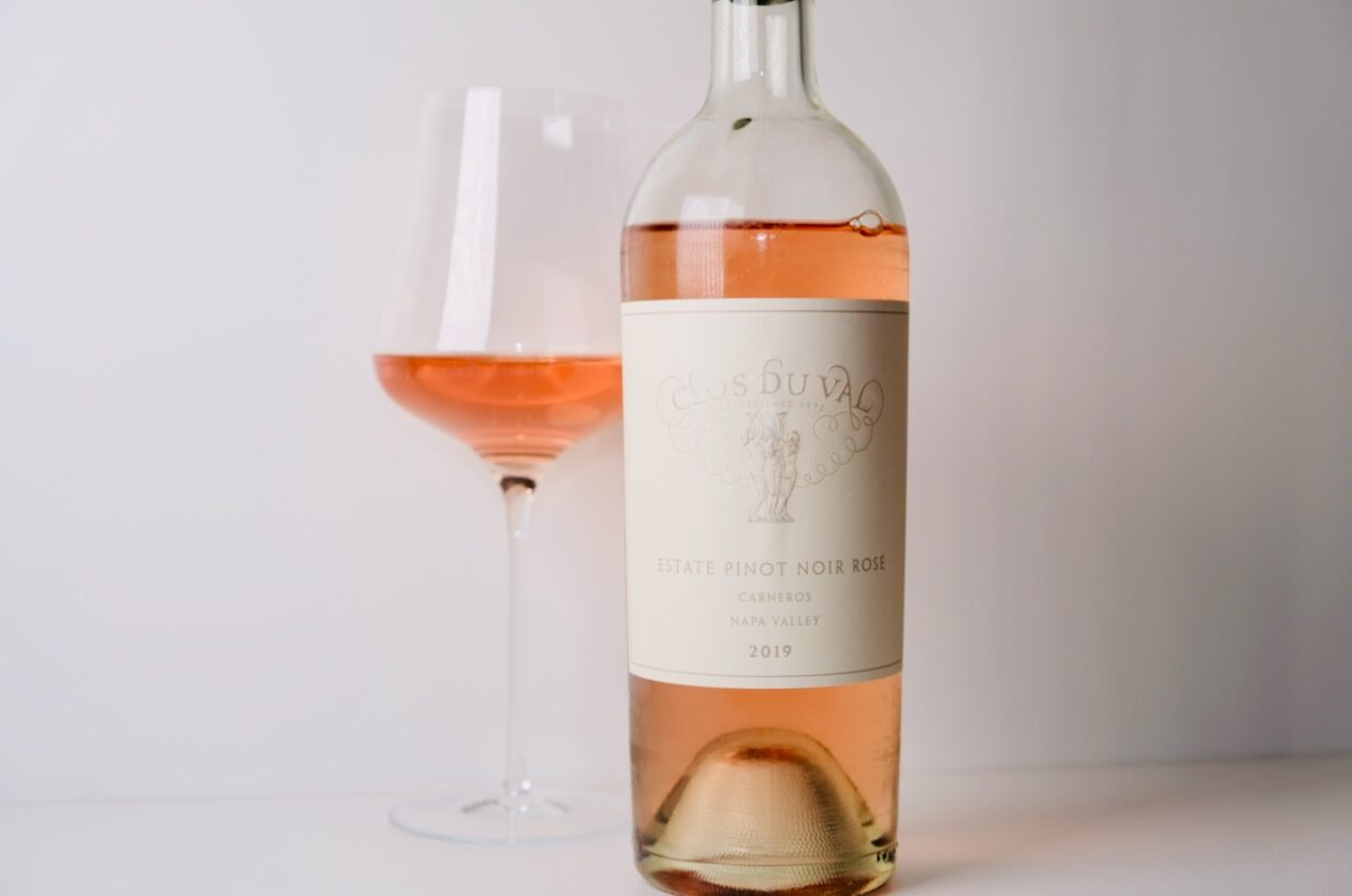 2019 Clos du Val Estate Pinot Noir Rosé Carneros Napa Valley