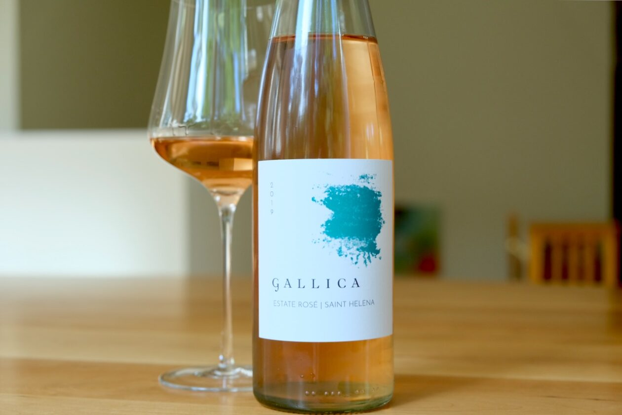 2019 Gallica Estate Rosé St. Helena