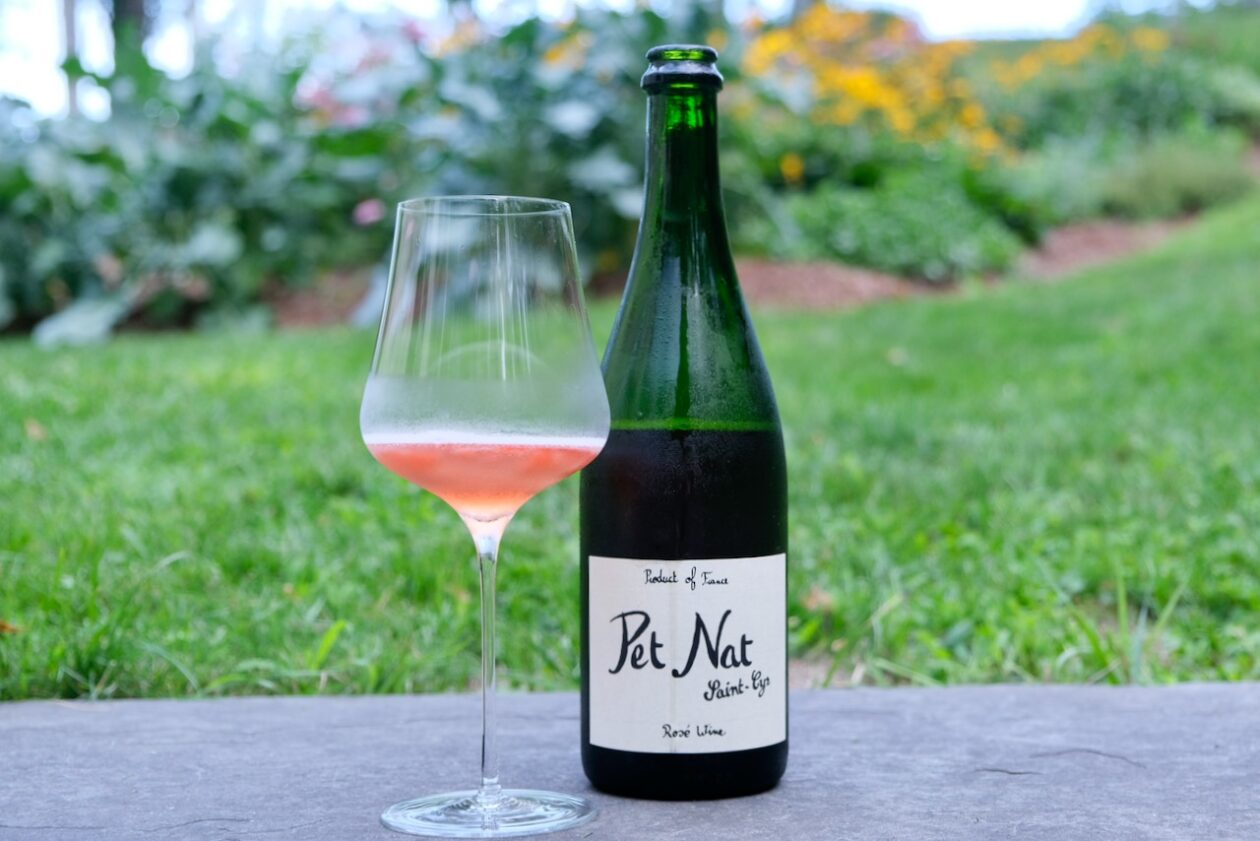 Domaine Saint-Cyr Pét-Nat Rosé Vin de France