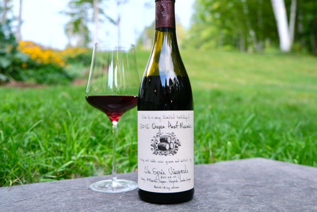 2016 Eyrie Vineyards Pinot Meunier Dundee Hills