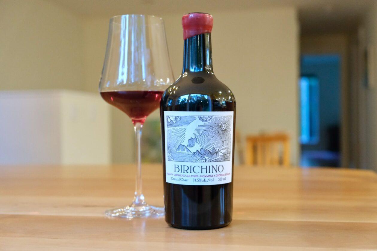 NV Birichino Grenache Old Vines Hommage à Georges Besson Central Coast