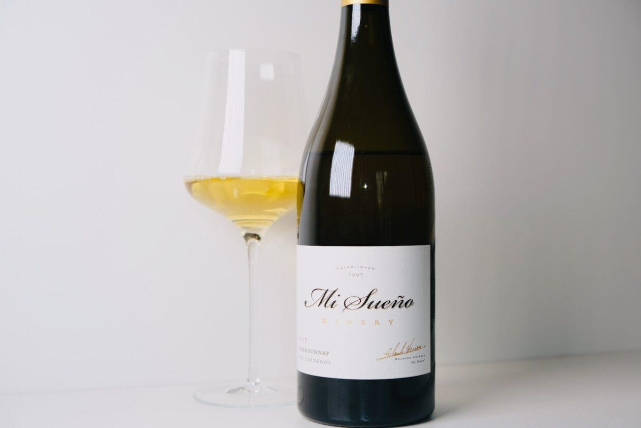 2017 Mi Sueño Chardonnay Carneros Napa Valley