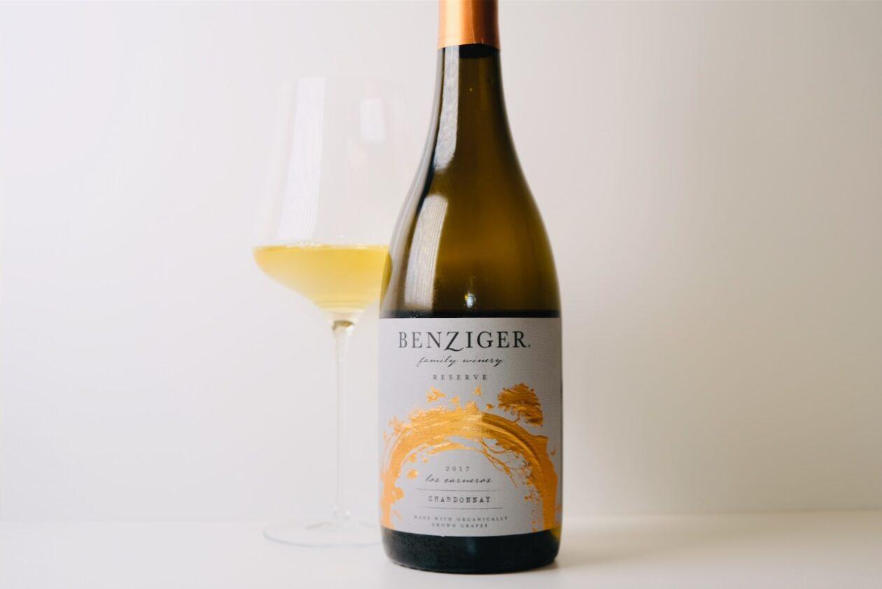2017 Benziger Reserve Chardonnay Los Carneros