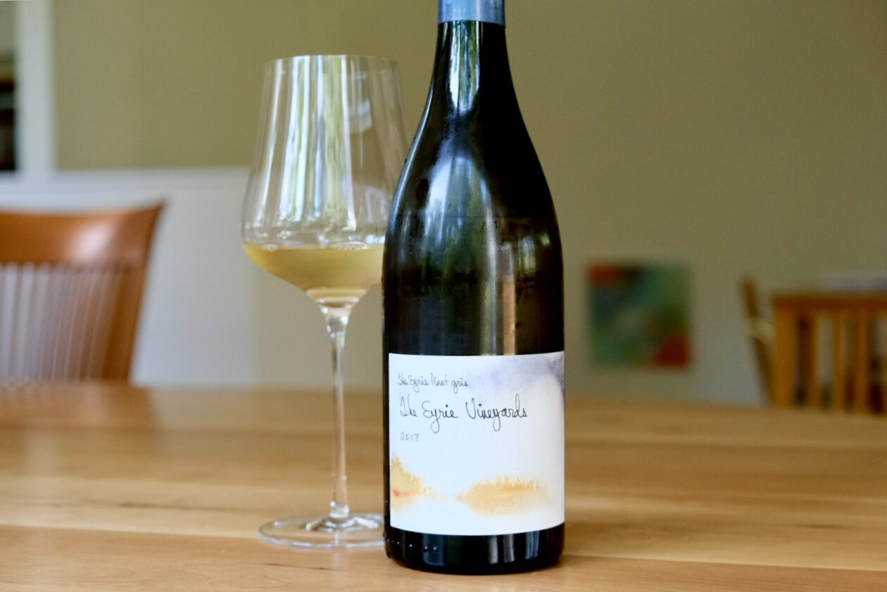 2017 Eyrie Vineyards Pinot Gris The Eyrie Dundee Hills
