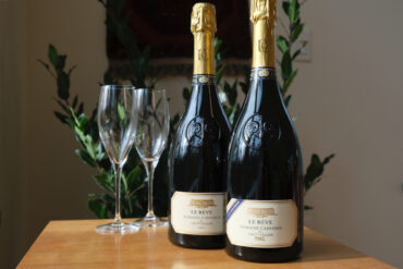 Domaine Carneros Le Rêve 2012 And 1992