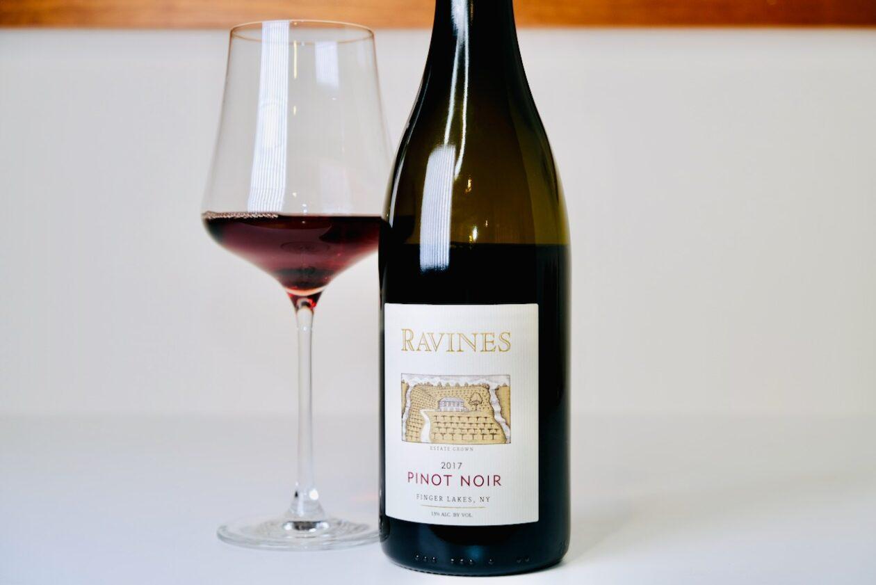 2017 Ravines Pinot Noir Finger Lakes