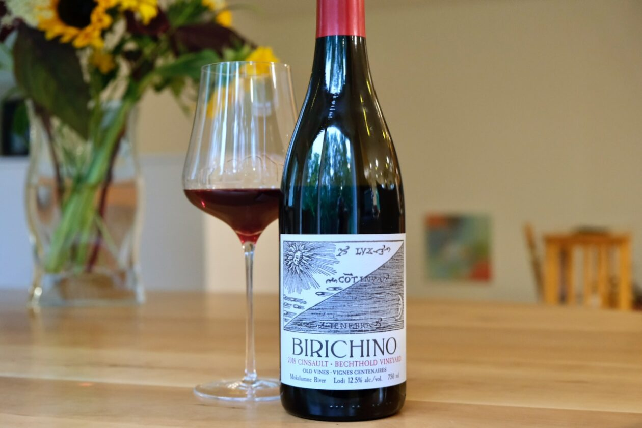 2018 Birichino Old Vine Cinsault Bechthold Vineyard Mokelumne River Lodi