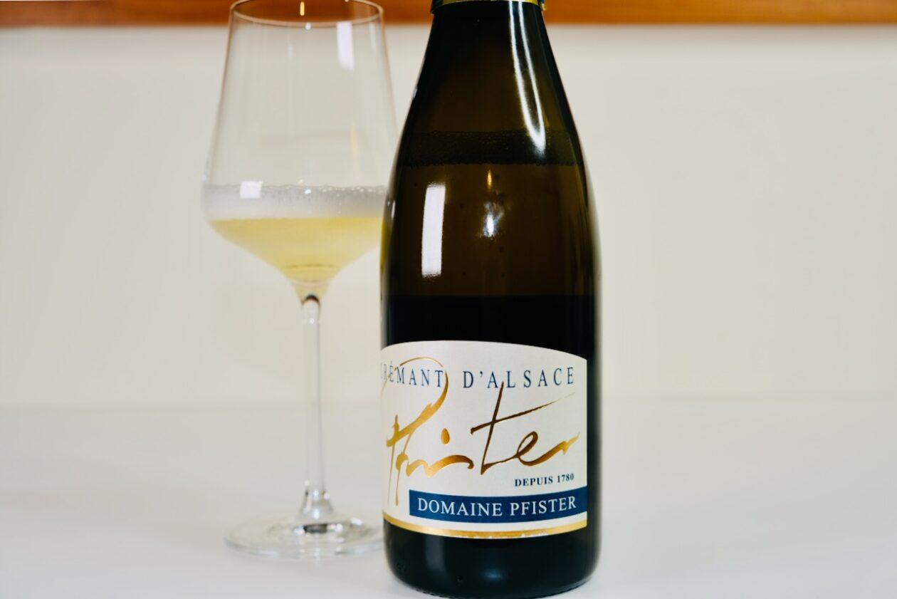 2015 Pfister Blanc de Blancs Crémant d'Alsace