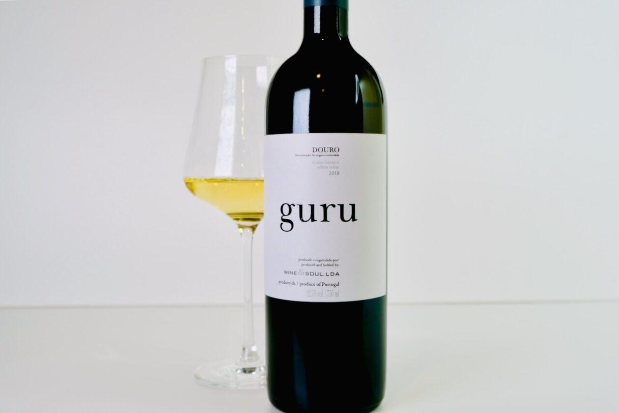 2018 Wine & Soul Guru Vinho Branco Douro