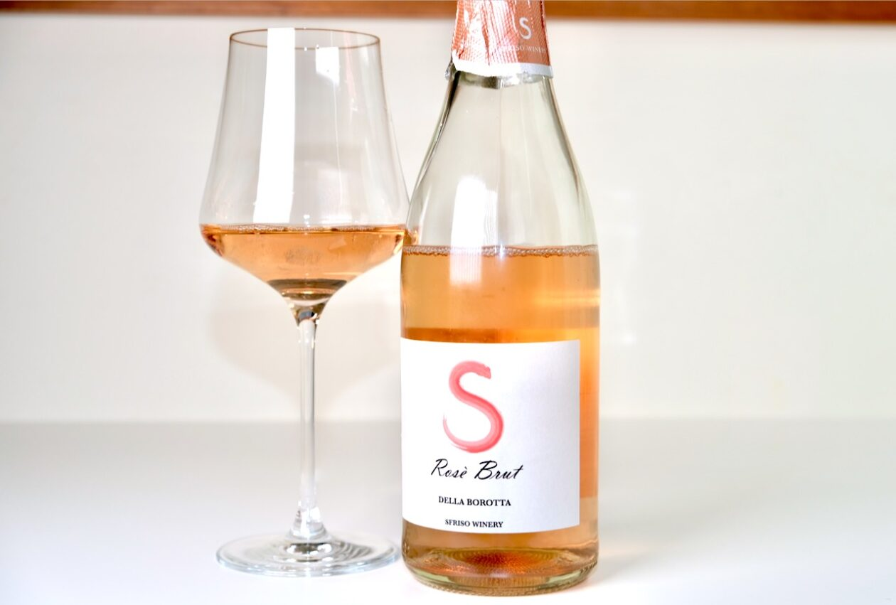 NV Sfriso Rosé Spumante Brut Veneto