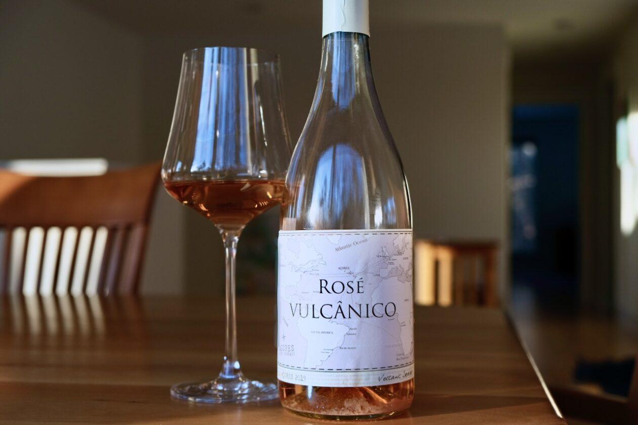 2019 Azores Wine Company Rosé Vulcanico Azores