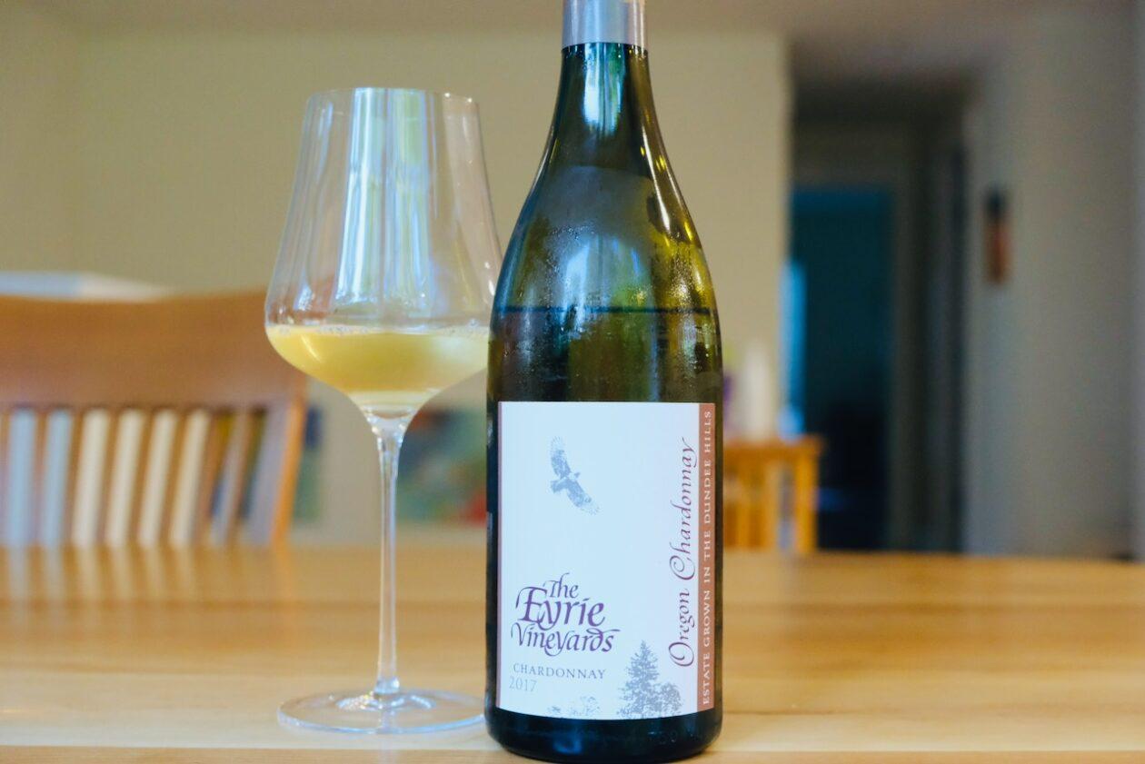 2017 Eyrie Vineyards Chardonnay Dundee Hills