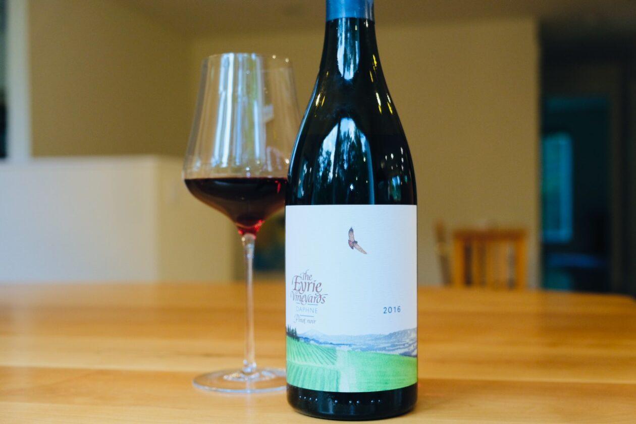 2016 Eyrie Vineyards Pinot Noir Daphne Dundee Hills