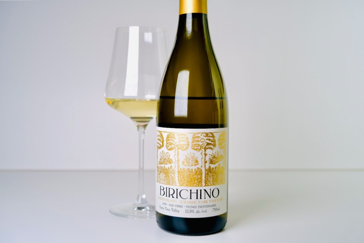 2018 Birichino Chenin Blanc Old Vines Jurassic Park Vineyard Santa Ynez Valley