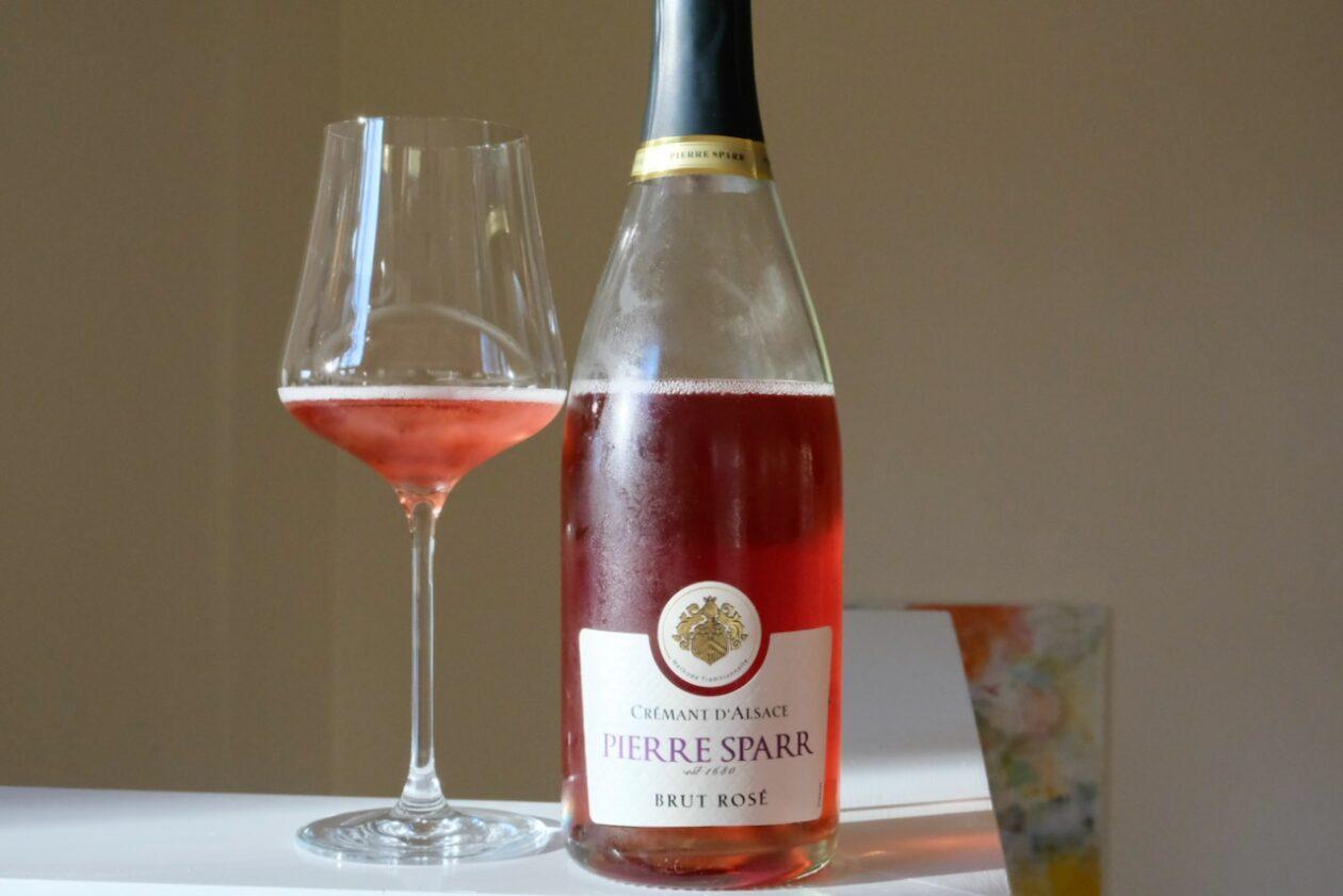 Pierre Sparr Brut Rosé Crémant d'Alsace
