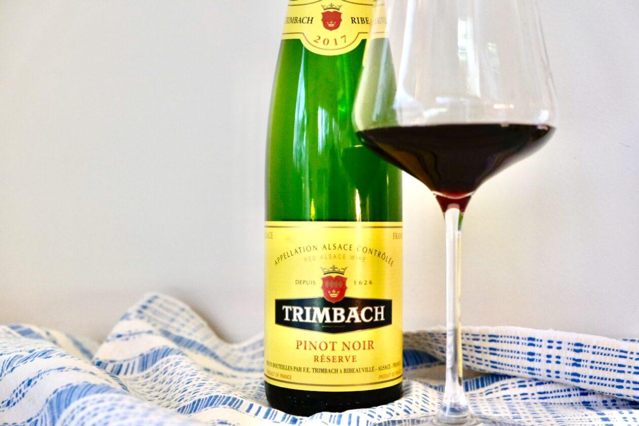 2017 Trimbach Pinot Noir Réserve Alsace