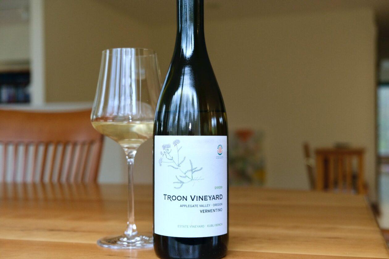 2020 Troon Vineyard Vermentino Applegate Valley