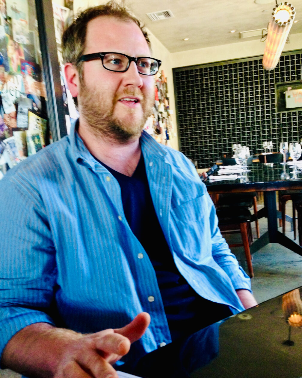 A Tasting and Conversation With Dan Petroski of Massican