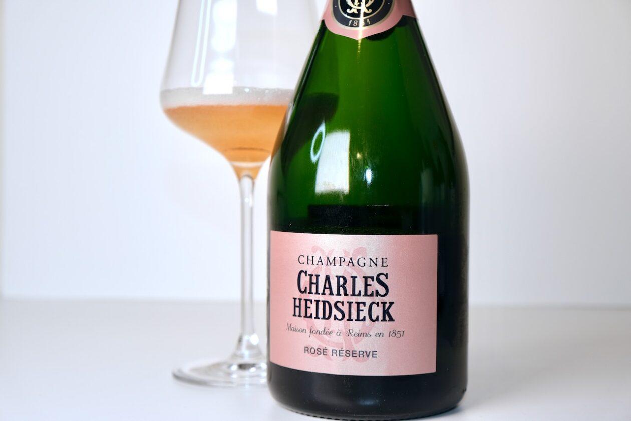 Charles Heidsieck Rosé Réserve Champagne