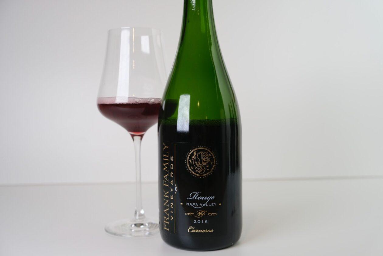2016 Frank Family Vineyards Traditional Method Rouge Carneros