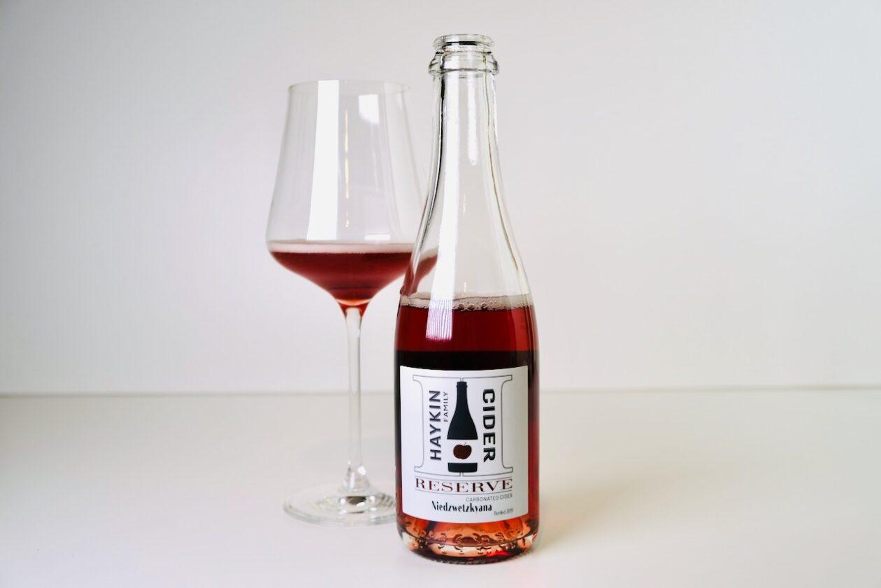 2019 Haykin Family Cider Niedzwetzkyana Reserve Cider
