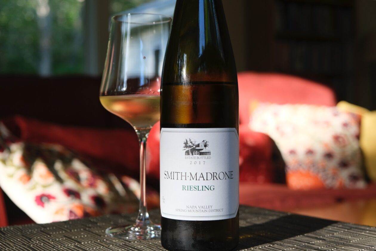 2017 Smith-Madrone Riesling Spring Mountain Napa Valley