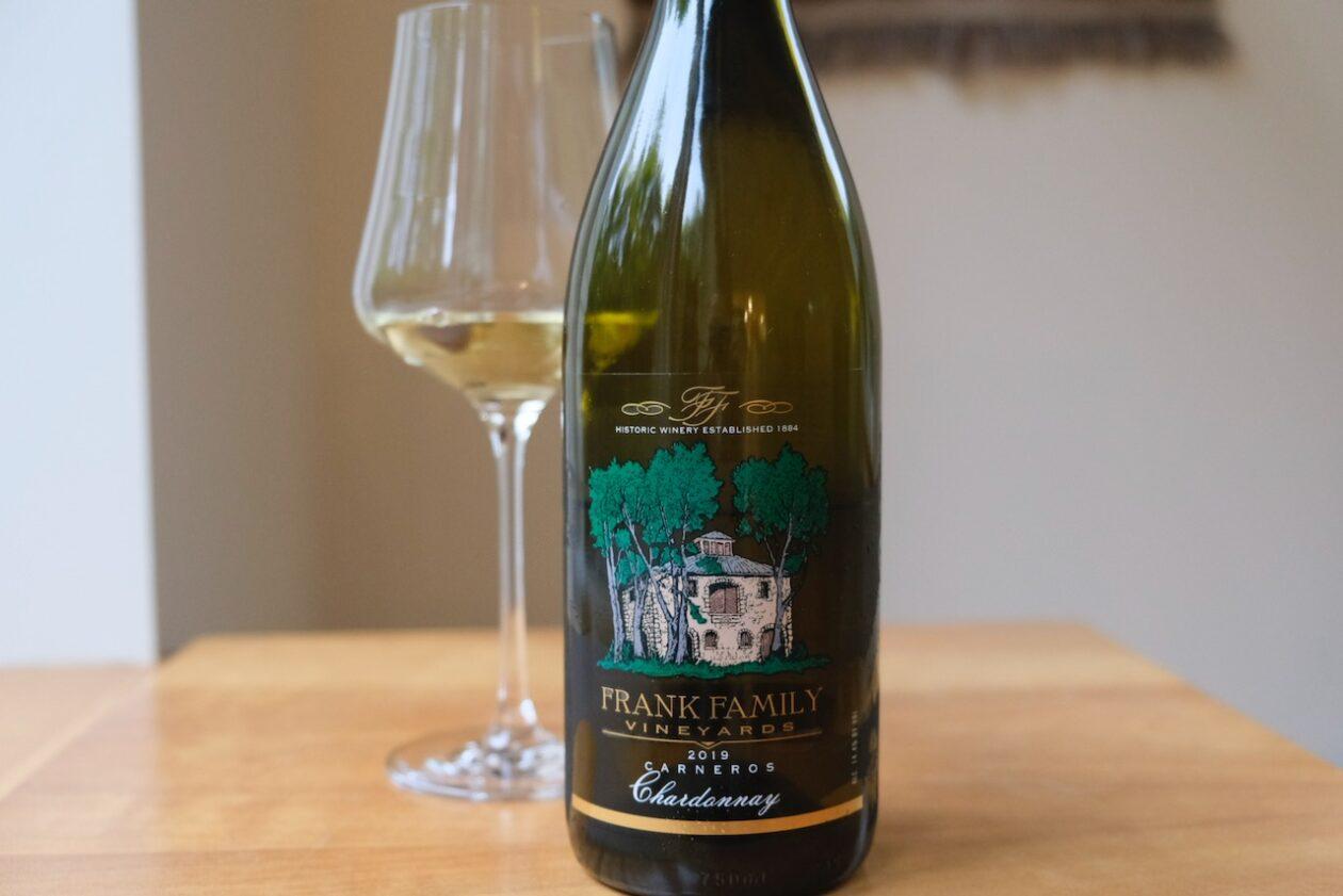 2019 Frank Family Vineyards Chardonnay Carneros