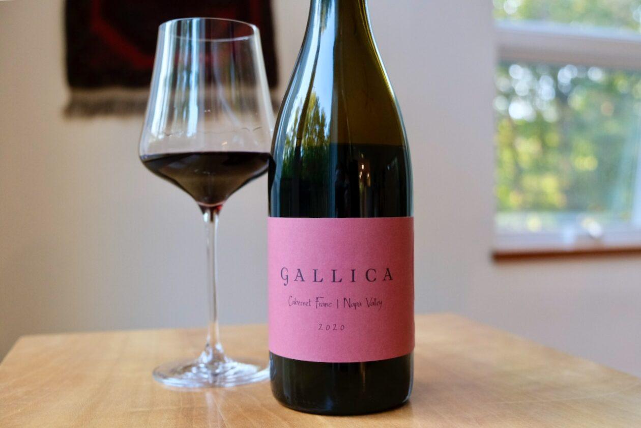 2020 Gallica Cabernet Franc Napa Valley